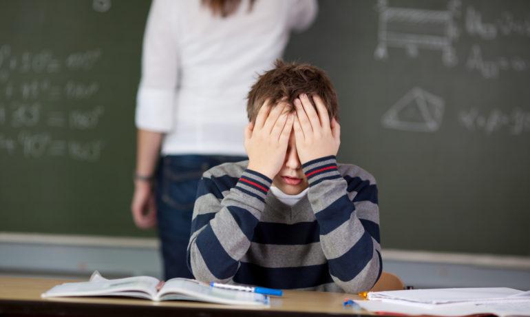 Трудности в школе и нейропсихология
