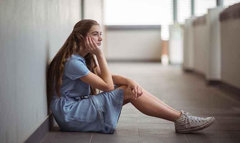 У подростка нет друзей: рекомендации психолога