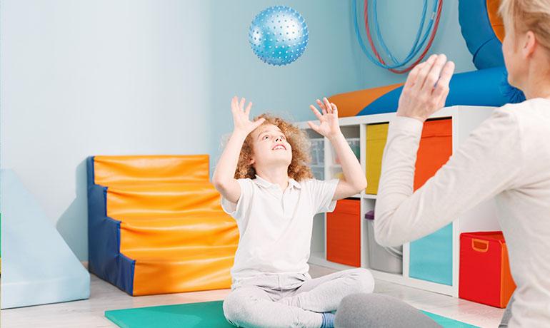 Сенсорная интеграция - современная методика развития ребёнка