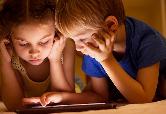У ребенка зависимость от мультиков: что делать?