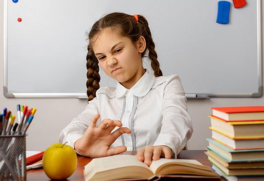 Ребёнок не хочет делать уроки. Рекомендации психолога.